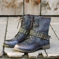 The Scout Motorcycle Boots