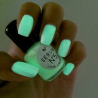 Day Glow 6ml Nail Polish by SerumNo5 on Etsy