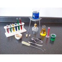 CHEMISTRY LAB SET - BASIC PROFESSIONAL EQUIPMENT: Amazon.com: Industrial & Scientific