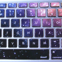 Universe StarMacbook Keyboard Decal/Macbook Pro by MaMoLIMITED