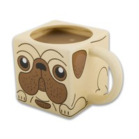 Pug Mug - ORIGINAL CREATIVE GIFTS | Spinninghat.com