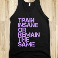 Train Insane Workout Tank - Protego