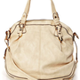 Very Important Purse-in&#x27; Cream Handbag by Urban Expressions