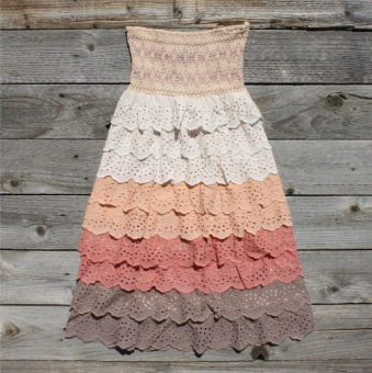 Heirloom Eyelet Dress, Sweet Country Women's Dresses