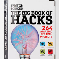 Urban Outfitters - The Big Book Of Hacks By Doug Cantor