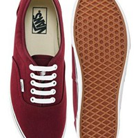 Vans LPE Canvas Plimsolls