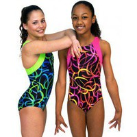 Gymnastics Leotards by Snowflake Designs Confetti Leotard Cool Gymnastic Leotards for Workout and Competition
