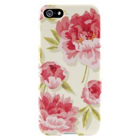 Agent18 Vintage Case for iPhone®4/4S - Cream/Pink (P4SSS/51)