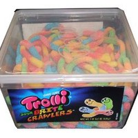Trolli Sour Brite Crawlers, 63oz Tub: Amazon.com: Grocery & Gourmet Food