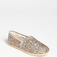 TOMS 'Classic Youth - Glitter' Print Slip-On (Toddler, Little Kid & Big Kid) (Nordstrom Exclusive) | Nordstrom