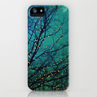 magical night iPhone Case by Sylvia Cook Photography
