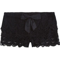 LOST Bossanova Womens Lace Shorts