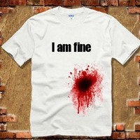 BlueBand — I Am Fine T-Shirt