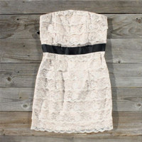 Laced Sky Dress, Sweet Women's Country Clothing