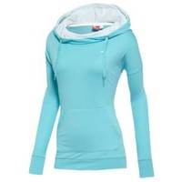 PUMA Light Weight Cover Up Hoodie - Women's at Foot Locker