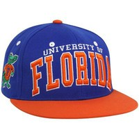 Zephyr Florida Gators Royal Blue-Orange Superstar Snapback Adjustable Hat