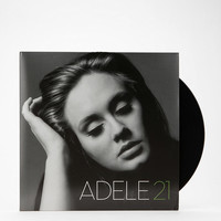 Urban Outfitters - Adele - 21 LP and MP3