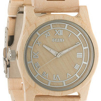 The Moment Watch in Birch with changeable bands : Flud Watches : Karmaloop.com - Global Concrete Culture