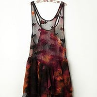 Free People Grunge Fairy Slip