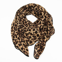 Leopard Infinity Scarf&amp;Fashion Scarf