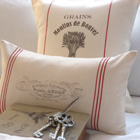 French Breakfast Coralie Audan Pillow