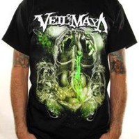 ROCKWORLDEAST - Veil Of Maya, T-Shirt, ID