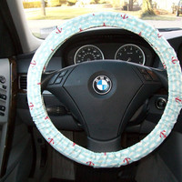 Anchor Steering Wheel Cover