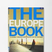 Urban Outfitters - The Europe Book By Lonely Planet