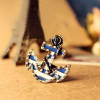 Instafashion — Adorable Anchor Ring