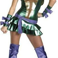 Purple Ninja Turtle Donatello sexy womens costume