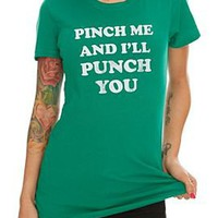 Pinch Me Girls T-Shirt - 307263