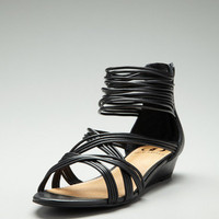 Kassa Gladiator Sandal by Kelsi Dagger on Gilt