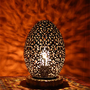 justmorocco. Kora brass table lamp