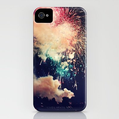 Bursts of light. iPhone Case by AndreaP.Coan | Society6