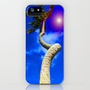 Screwy Palm iPhone Case by JT Digital Art  | Society6