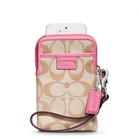 Coach :: Signature Universal Case