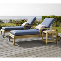 Trovata Chaise Lounge Group