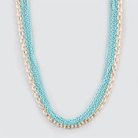 FULL TILT Color Layered Necklace