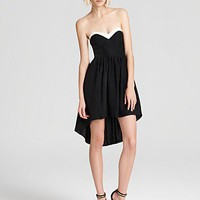 Parker Dress - Vera with High/Low Hem | Bloomingdale's