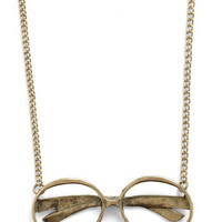 Frame of Reference Desk Necklace | Mod Retro Vintage Necklaces | ModCloth.com
