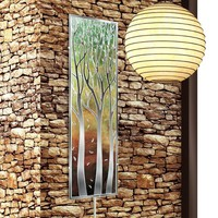 Illuminada - Eucalyptus Dusk II Wall Sconce Light (8810) - Wall Sconce Lights