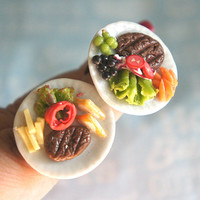 steak plate ring