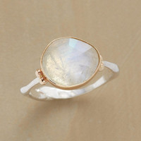 SERENDIPITOUS MOONSTONE RING
