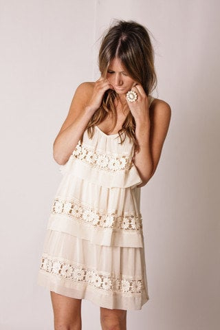 Esther Boutique - break of dawn lace tunic