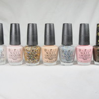 OPI Nail Polish DISNEY'S OZ THE GREAT AND POWERFUL Collection 7 Piece T56-T62
