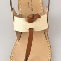 Rag &amp; Bone Sigrid Thong Flat Sandals | SHOPBOP Save 20% with Code SPRINGEVENT
