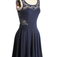 NEW: Swing Along Dress in Navy - $39.95 : Indie, Retro, Party, Vintage, Plus Size, Convertible, Cocktail Dresses in Canada