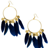 Boho Trimmed Earrings | FOREVER21 - 1000036776