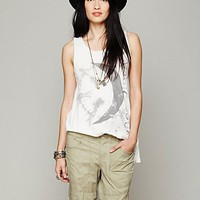 Free People Drapey Utility Crop