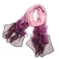 yarn chiffon scarves scarf